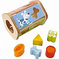 Haba Snack-Stack Shape Sorting Box