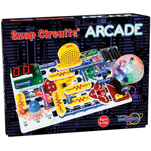 Snap Circuits Arcade Smart Kids Toys
