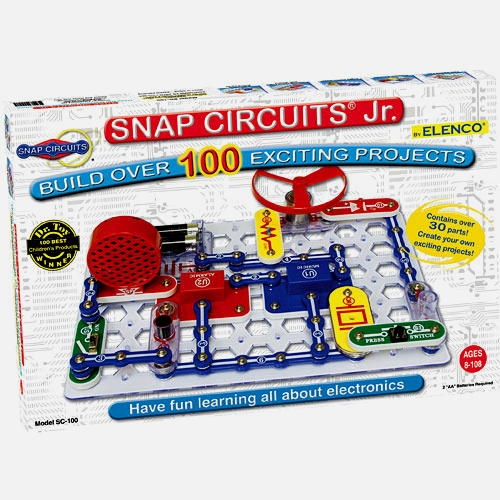 Snap Circuits Jr 100 In 1 Smart Kids Toys