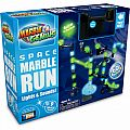 Lights & Sounds Space Marble Run - 60 pc