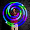 SpinBalls LED Poi