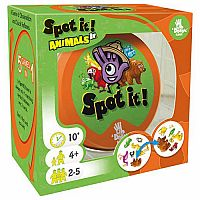 Spot It Jr! Animals