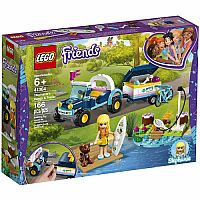 Lego Friends Stephanie's Buggy & Trailer