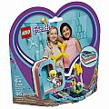 LEGO Friends Stephanie's Summer Heart Box