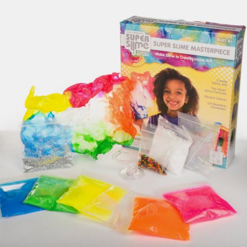 Super Slime Art Masterpiece Kit Smart Kids Toys