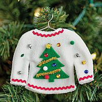 Sweater Ornaments Kit