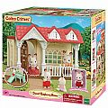 Calico Critters Sweet Raspberry Home