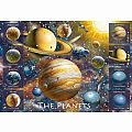 The Planets 100 Pc Puzzle