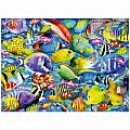 Tropical Traffic 500 Pc Puzzle