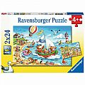 Vacation at Sea 2X24 Puzzles