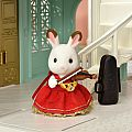 Calico Critters Violin Concert