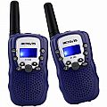 Retevis Kids Walkie Talkies with Flashlight - Dark Blue