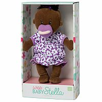 Wee Baby Stella Purple Dress