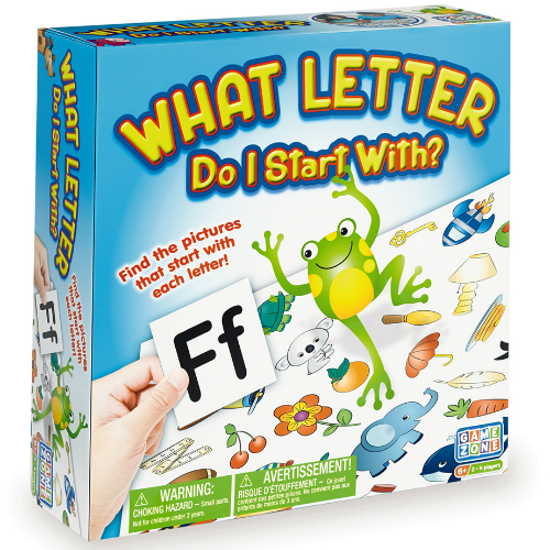 Toys That Start With B : What letter do i start with smart kids toys
