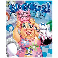 Wig Out! Card Game