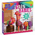 Craft-tastic Wild Yarn Babies