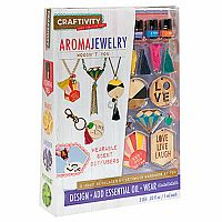 Craftivity AromaJewelry Woodn't You