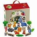 Haba Zooing Around Play Set